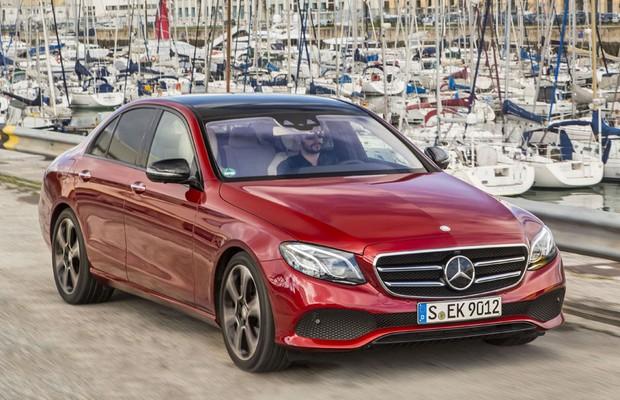 Avaliação: Mercedes-Benz E 300