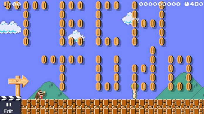 Super Mario Maker (Foto: Reprodução)
