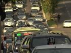 Levantamento mostra os 10 pontos mais congestionados em Goiânia