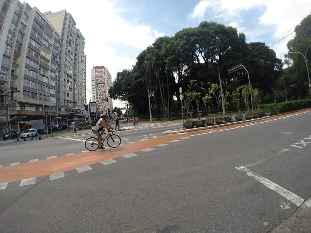 Ciclovia São Paulo (Foto: Fernanda Carvalho/ Fotos Públicas)