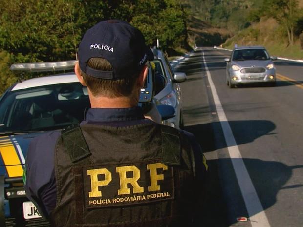 fiscalizações PRG Poços de Caldas (Foto: Reprodução EPTV/Cacá Trovó)