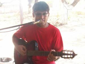 Músico André Lobo foi morto a tiros em briga de trânsito em São Luís (Foto: Reprodução / Facebook)