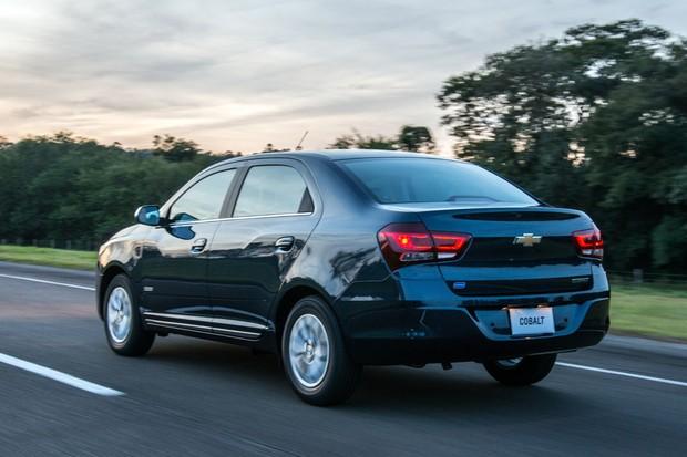 Chevrolet Cobalt 2017 (Foto: Divulgação)