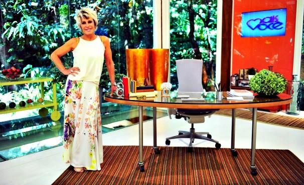 Ana Maria Braga (Foto: TV Globo/João Miguel Júnior)