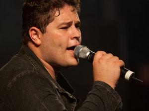 Imagem de arquivo do cantor Pedro Leonardo (Foto: Felipe Sampaio Quintanilha / Fotoarena)