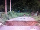 Defesa Civil decreta situação de emergência em Tumiritinga