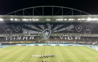 Botafogo registra dois dos quatro maiores públicos do ano; veja ranking