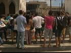 Eleitores realizam ato público e fecham avenida em João Pessoa