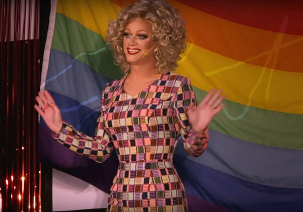 A drag queen Panti Bliss (Foto: Reprodução/Youtube)
