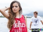 Verão para arrasar! Anna Rita Cerqueira e Christian Monassa fazem ensaio exclusivo