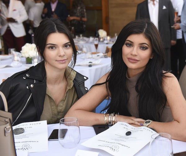 As irmãs Kendall e Kylie Jenner (Foto: Getty Images)