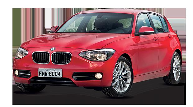 BMW 118i (Foto: Divulgação)