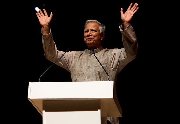Muhammad Yunus (Foto: Vittorio Zunino Celotto/Getty Images)