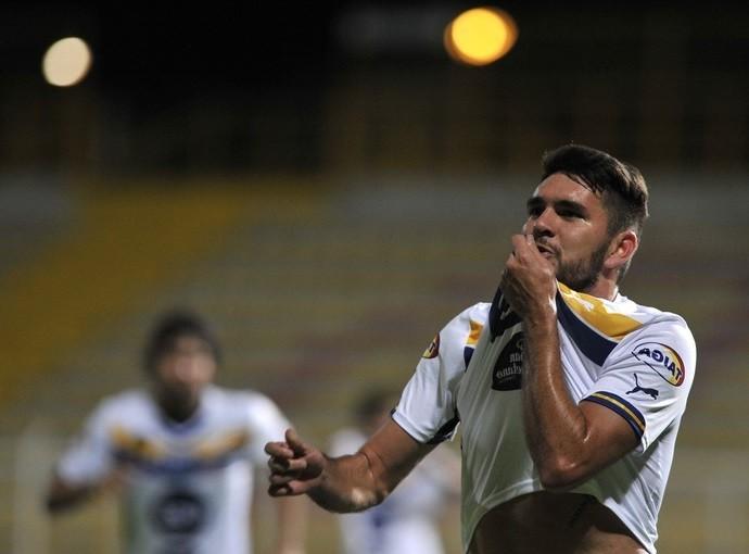 Jorge Ortega (Foto: Guillermo Legaria/AFP/Getty Images)