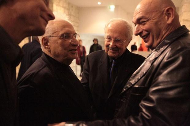 Claude Parent: uma homenagem ao pioneiro da arquitetura oblíqua (Foto: Editoriale Domus Spa)