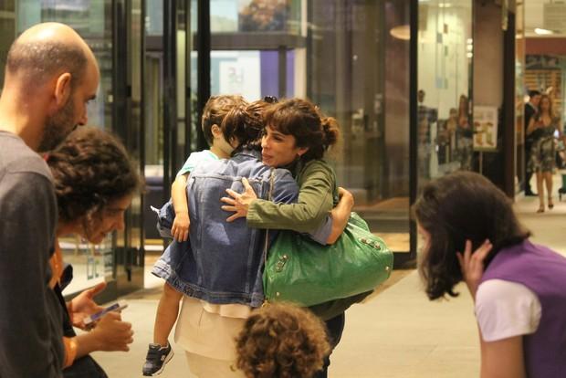 Juliana Paes e Maria Ribeiro (Foto: Agnews)