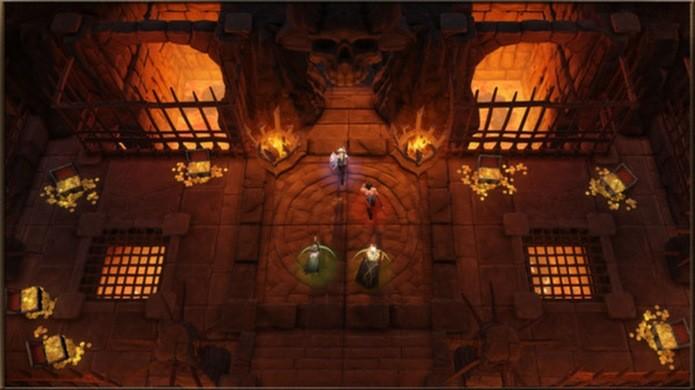 Gauntlet tem visual renovado com gráficos em 3D (Foto: Divulgação)