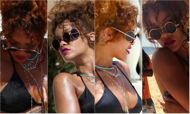 Rihanna (Foto: AKM-GSI Brasil / Reprodução / Instagram)