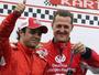 Felipe Massa e Barrichello lembram aniversário de Michael Schumacher