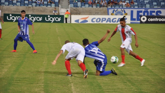 Ope FC x Dom Bosco, Arena Pantanal (Foto: Derik Bueno)