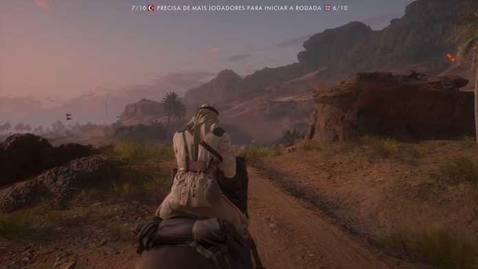 Cavalos são novidade de Battlefield 1 (Foto: Reprodução/Murilo Molina) (Foto: Cavalos são novidade de Battlefield 1 (Foto: Reprodução/Murilo Molina))
