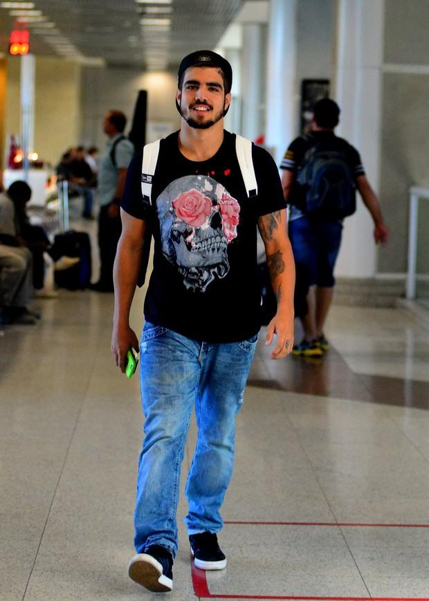 Caio Castro (Foto: William Oda / AgNews)