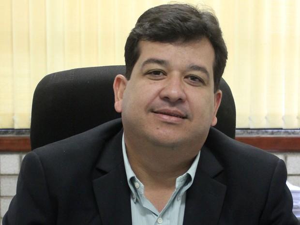 Secretaria de Infraestrutura, Obras Públicas e Habitação:  Almir Melo (Foto: Divulgação)