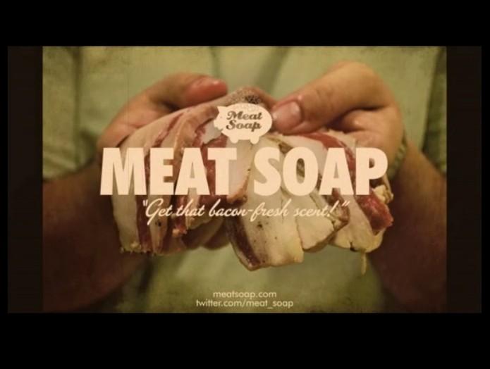 Meat Soap é sabonete com cheiro de carne (Foto: Divulgação/Kickstarter)