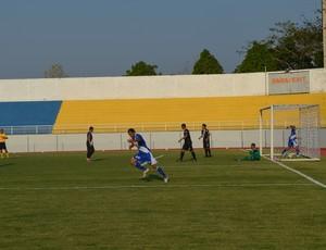 Gol Amax Vaca (Foto: Duaine Rodrigues)