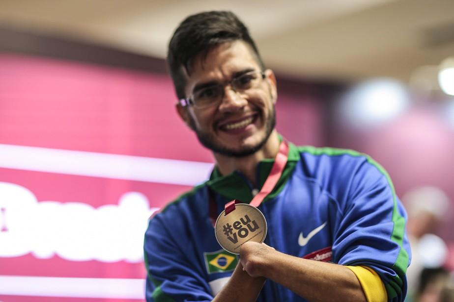 Só o pódio interessa: Yohansson chega ao 5º Mundial com meta ambiciosa