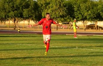 Artilheiro do Roraimão diz que quer mais gols e consagrar o Baré campeão
