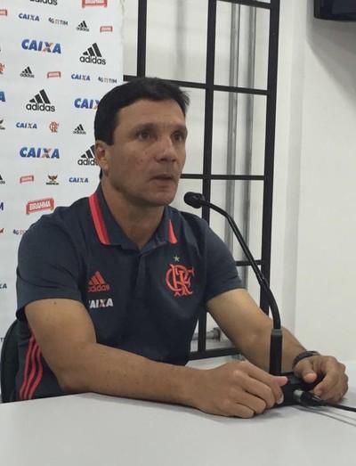 Zé Ricardo Flamengo (Foto: Richard de Souza/ Globoesporte.com)