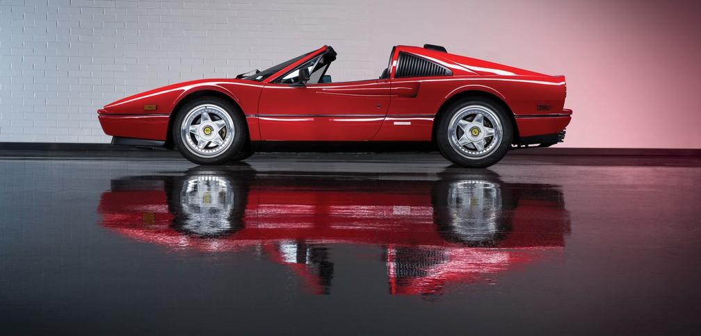 1989 Ferrari 328 GTS  (Foto: Theodore W. Pieper/Divulgação)