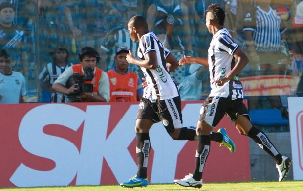 Lucio Maranhão gol ASA (Foto: LC Moreira / Ag. Estado)