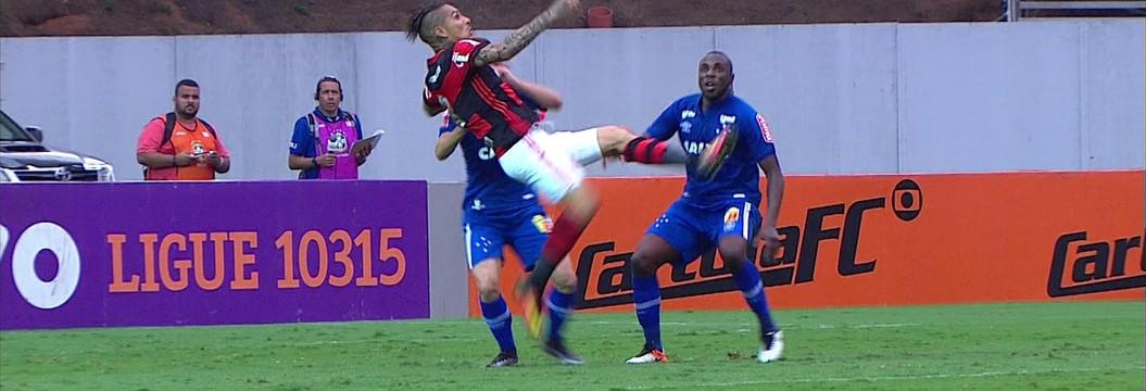 a190fad764 Flamengo x Cruzeiro - Campeonato Brasileiro 2016 - Ao vivo ...