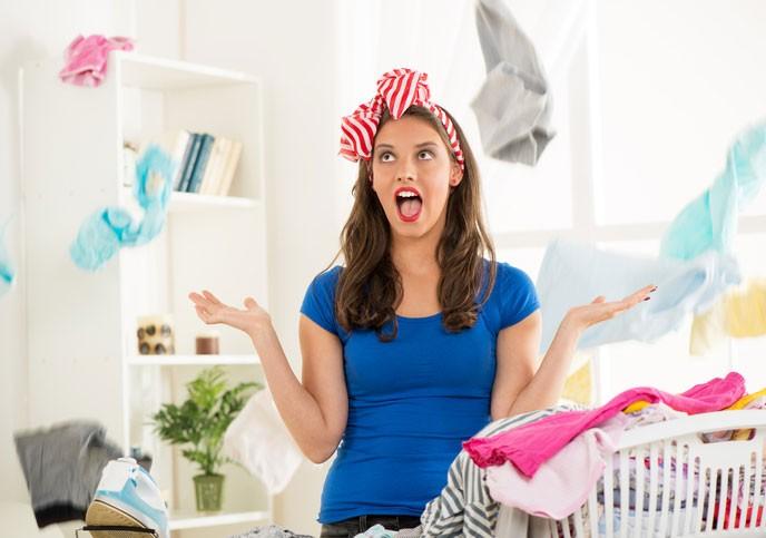 Como recuperar suas roupas pós-Carnaval (Foto: Thinkstock)