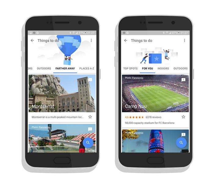 Google Trips oferece um guia completo de visitação (Foto: Reprodução/Android World)