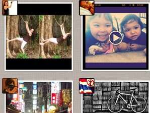Gramfeed, visualizador de imagens do Instagram