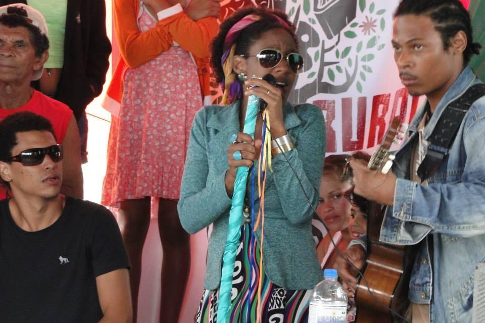 Rafaela Melo (Foto: Arquivo Pessoal)