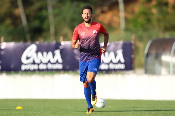Marco Antônio Náutico (Foto: Marlon Costa / Pernambuco Press)