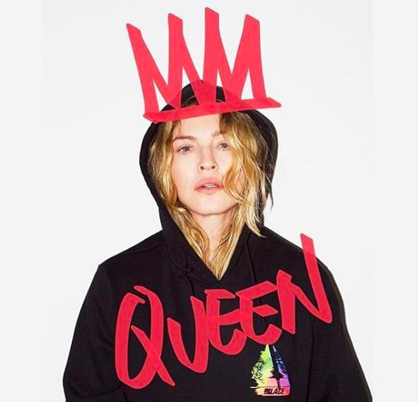 A cantora Madonna (Foto: Instagram)