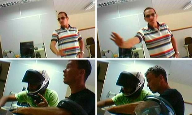 Segundo a PF, suspeitos assaltaram agência de Felipe Guerra nos dias 4 de abril e 13 de agosto (Foto: Divulgação/Polícia Federal do RN)