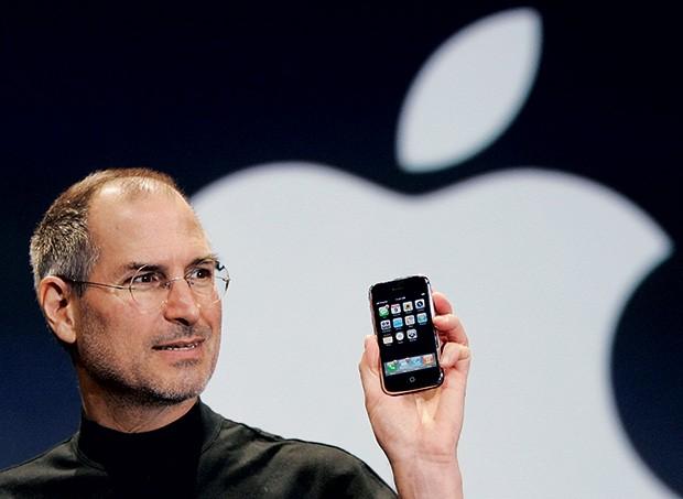 Steve Jobs (Foto: Paul Sakuma/AP)