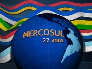Logo da série sobre o Mercosul (Foto: Divulgação/RBS TV)
