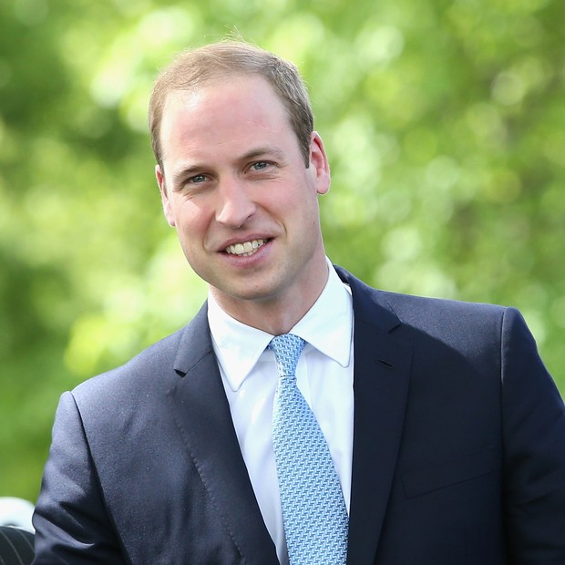 Príncipe William (Foto: Getty Images)