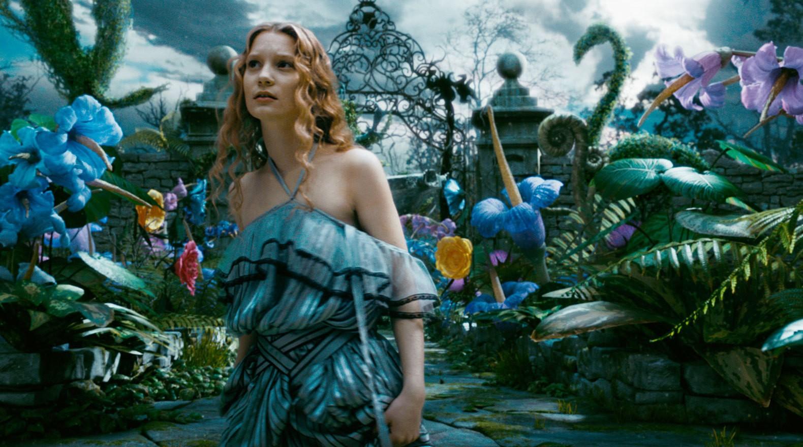 Alice no País das Maravilhas (Foto: Reprodução)