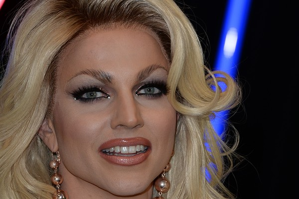 A drag queen Courtney Act (Foto: Getty Images)
