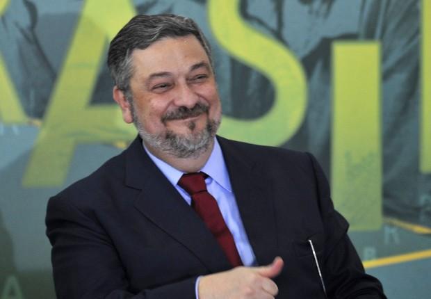 Antonio Palocci foi ministro dos governos Lula e Dilma. A imagem é de 2011 (Foto: Fabio Rodrigues Pozzebom/Agência Brasil)
