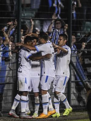Grêmio vence o Figueirense no Orlando Scarpelli