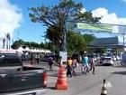 Espera no ferry no Terminal Bom Despacho chega a 1h para veículos